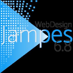 Logo Jampes 6.8 WebDesign